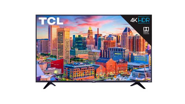 Rare deal: 49-inch 4K HDR TCL Roku TV is down to $300, lowest price ever
