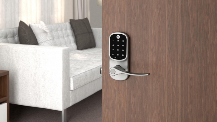 Yale's Assure Lever smart lock for non-deadbolt doors is now available