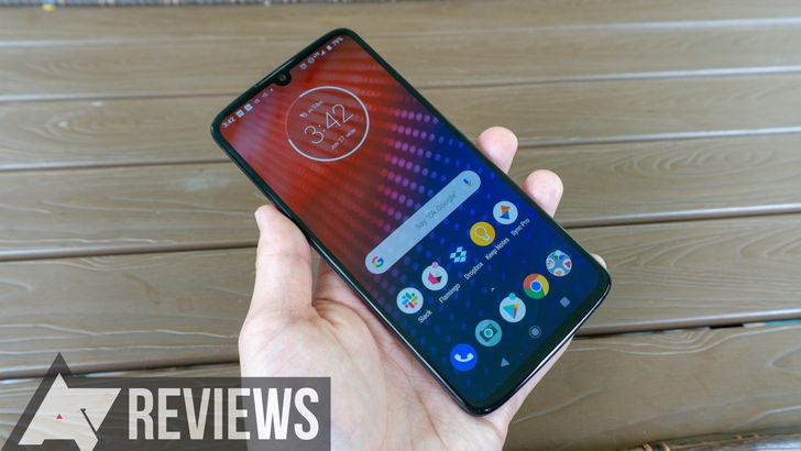 The Moto Z4 is tragically boring and behind the times