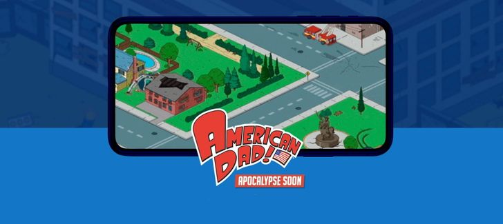 [Update: Out now] American Dad! Apocalypse Soon is a corny Fallout Shelter clone cashing in soon