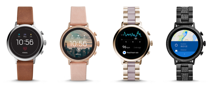 Gen 4 Fossil Venture HR Wear OS smartwatches are down to $175 ($100 off)