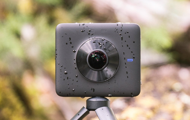 The Xiaomi Mijia 360 action cam hits $150, its lowest ever price on Amazon