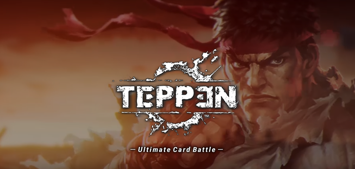 Capcom's card game Teppen offers real-time battles, flashy graphics, and a plethora of familiar faces
