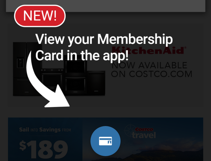 The Costco app finally gets digital membership card functionality