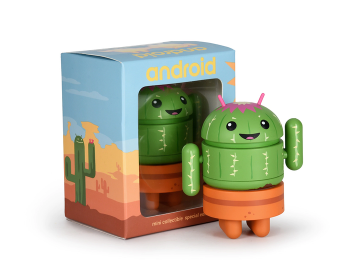 Celebrate summer with Dead Zebra's newest Android mini special