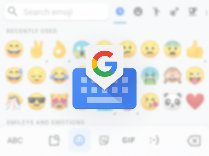 Gboard 8.4 rolling out with taller emoji keyboard and dictionary import/export for some [APK Download]