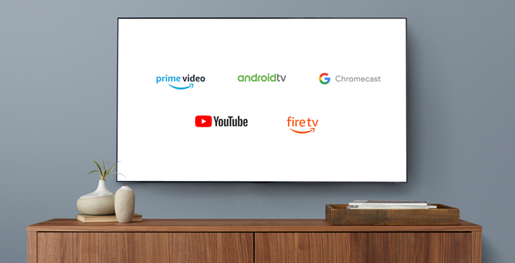 [Update: Assistant voice control?] YouTube launches today on Fire TV, while Amazon Prime Video comes to Chromecast and Android TVs