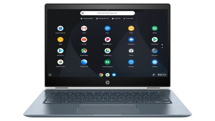 HP's 2-in-1 Chromebook x360 has once again dropped to $400 ($200 off)