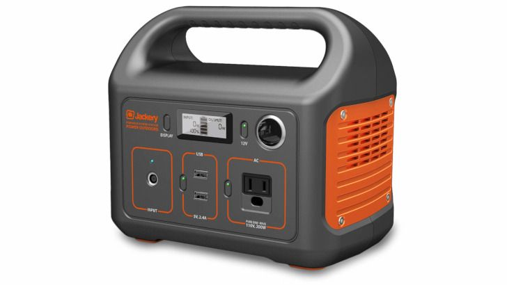 Jackery's giant 240Wh Portable Power Station is just $200 ($50 off) for Prime Day, 160Wh model is $118 ($32 off)