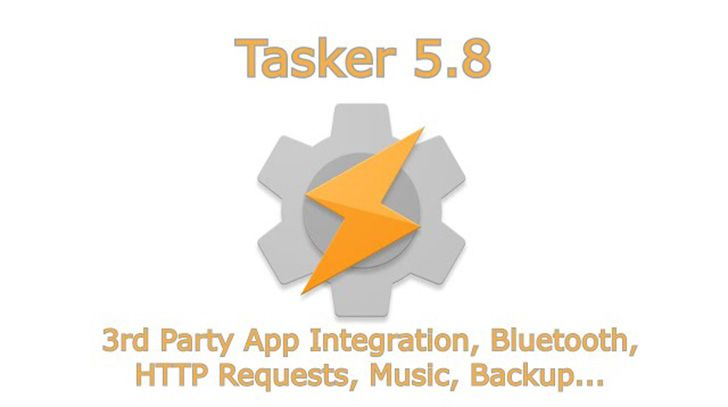 Tasker updated to v5.8 with new features for third-party apps, Bluetooth, and more