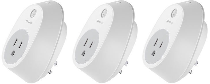 Automate all your stuff with three TP-Link smart plugs for $30 ($21 off)