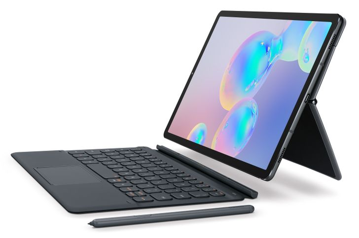 Galaxy Tab S6 now receiving Android 10 update, including T-Mobile model 1