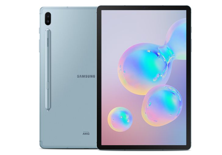 Samsung is updating the international Tab S6 LTE to Android 11 early