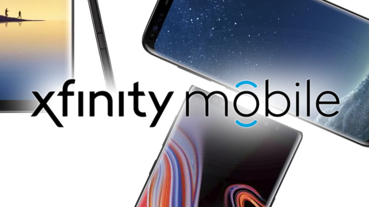 Xfinity Mobile now accepting Android BYOD, starting with Galaxy S8, S9, and Note9