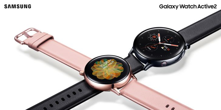 The Samsung Galaxy Watch Active2 is coming your way in September with rotating touch bezel and optional LTE