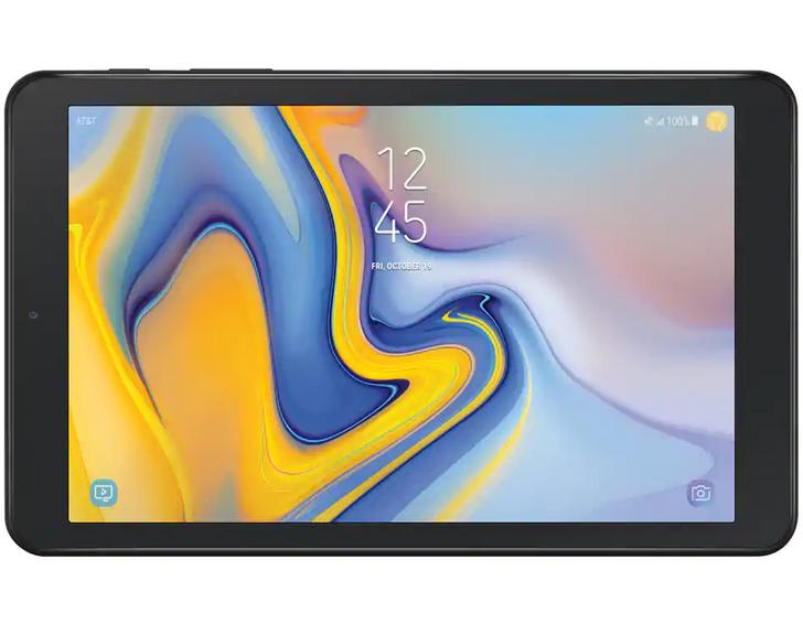 "[Update: 10.5"" Verizon, 8"" T-Mobile] 8"" AT&T Samsung Galaxy Tab A (2018) gets Android 9 Pie"