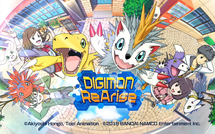 [Update: Out now] Digimon ReArise is coming to the West in 2019, and you can pre-register right now
