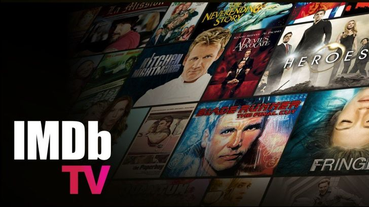 Amazon's IMDb TV streaming service is now accessible through the Android app