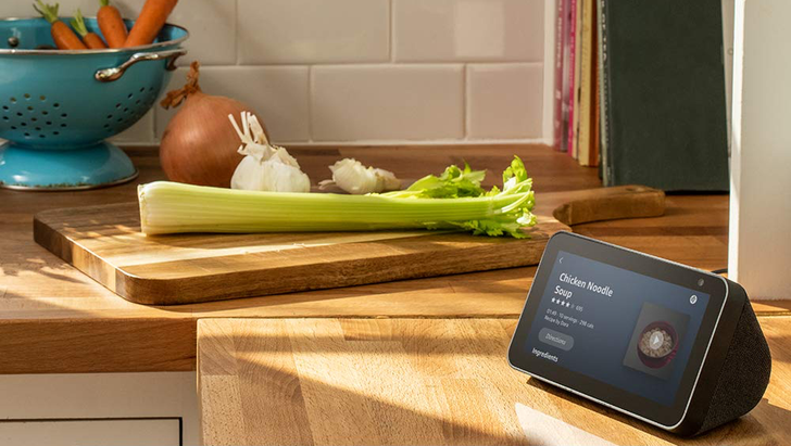 The Amazon Echo Show 5 is down to $65 ($25 off)
