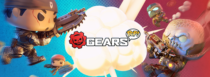 Gears POP is Microsoft's take on Clash Royale, and it's available today on the Play Store