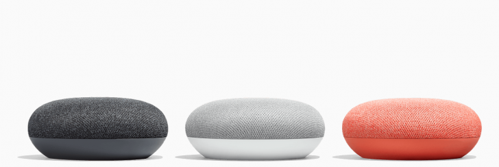 Grab a Google Home Mini for less than $20 on Rakuten (60% off)