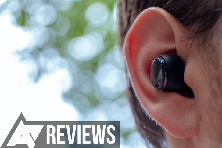 NuForce BE Free6 truly wireless earbuds sound good and don't break the bank, but fit is a concern