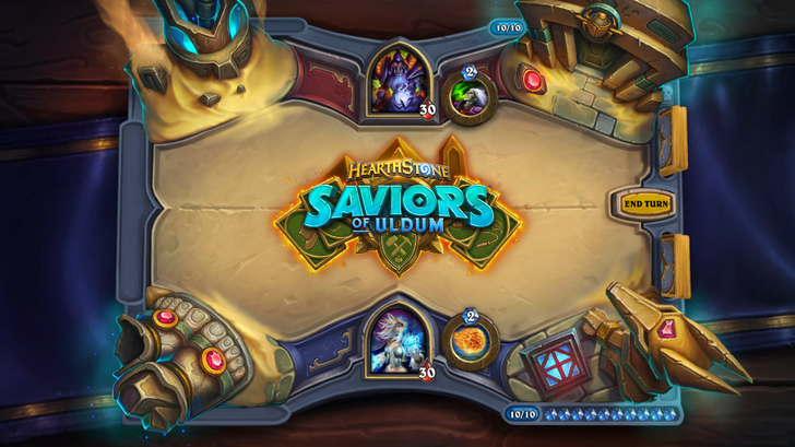 Saviors of Uldum is Hearthstone's second Year of the Dragon expansion for 2019