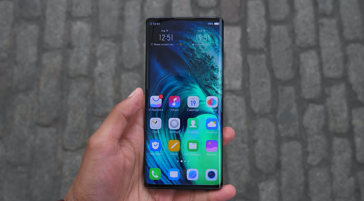 The Vivo Nex 3 5G will feature 120W charging, a 64MP camera, and that crazy waterfall display