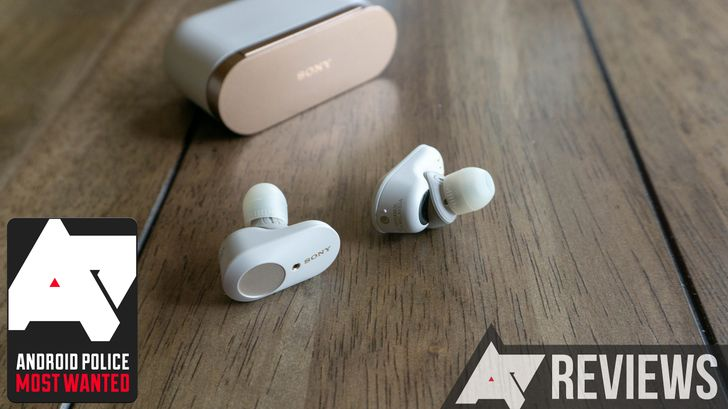 Sony WF-1000XM3 review: The current king of true wireless earbuds