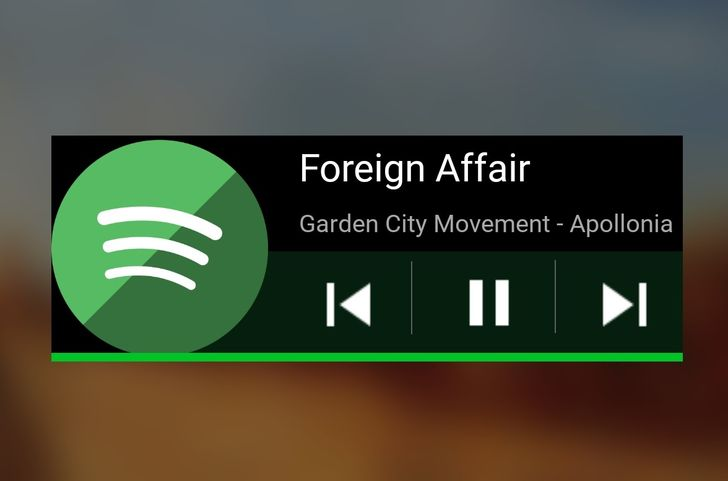 Miss the Spotify widget? You can bring it back with Tasker and KWGT