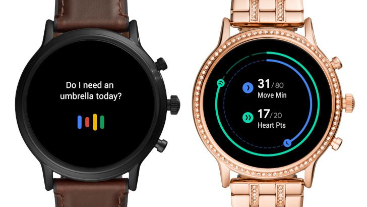 Fossil reveals fifth-gen smartwatches with Wear 3100 CPU and extended battery mode