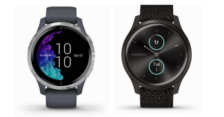 [Update: Official] 6 new Garmin smartwatches leak, including high-end Venu and hybrid Vivomove Luxe