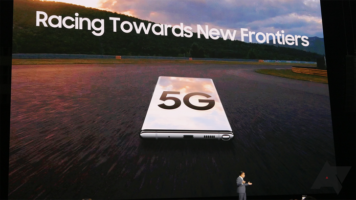 Galaxy A90 leaks signal that 5G phones may soon become a little cheaper