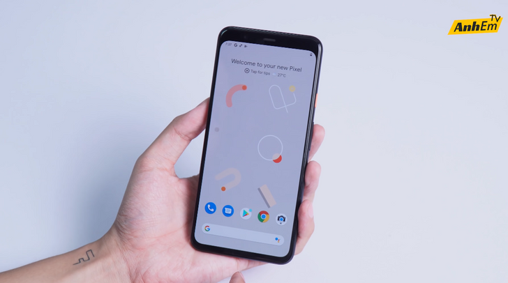 These dudes already have the Pixel 4 — here are the video reviews