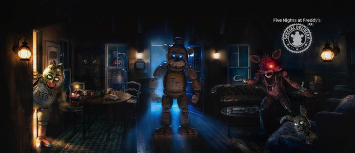 [Update: Early access] Five Nights at Freddy's AR: Special Delivery is coming to Android, and you can pre-register right now