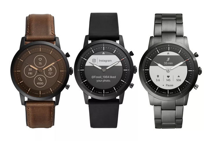 'Collider' hybrid smartwatch leaks point to change in direction for Fossil's wearables (Update: Images, price, date)