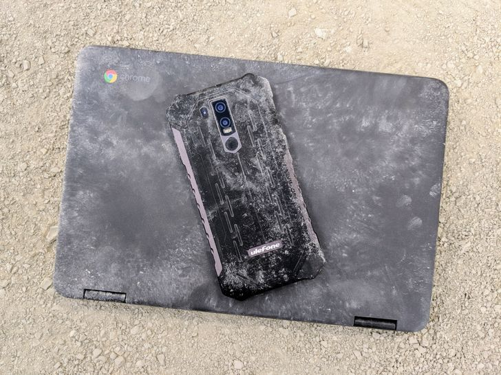 This cheap, rugged Chinese smartphone survived Burning Man