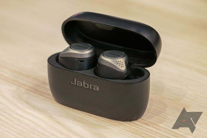 Jabra's new Elite 75t earbuds come with USB-C and last 7.5 hours on a single charge