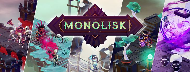 [Update: Out now] Monolisk is a new dungeon crawler available for pre-registration, and it looks great