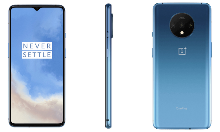 OnePlus 7T and 7T Pro press photos leak on the eve of launch event