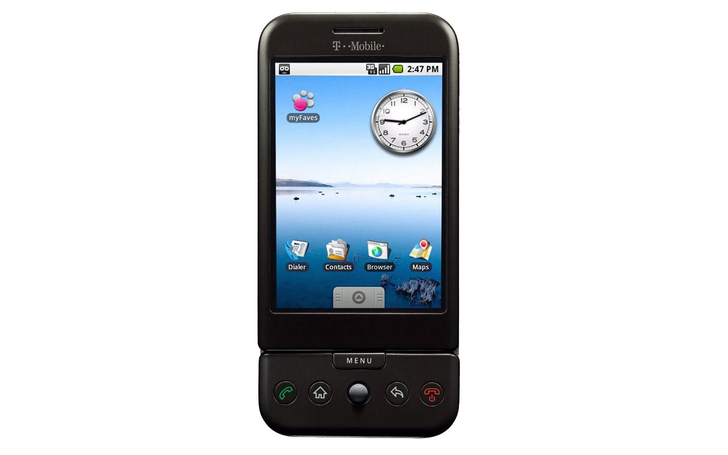 First Android handset, the T-Mobile G1 by HTC, launched 11 years ago today