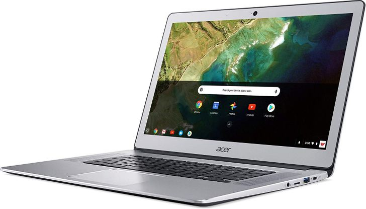 Get a certified refurbished Acer Chromebook 15 for $210 ($40 off)