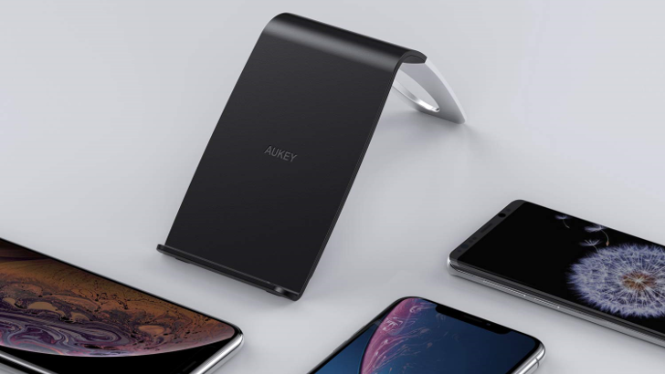 Aukey 56.5W USB Power Delivery Type-C charger on sale for $23 ($12 off) today only