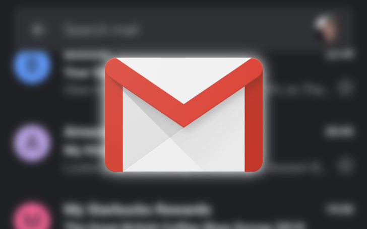 [Update: Rolling out more widely] Gmail's dark mode is here for some users (APK Download)