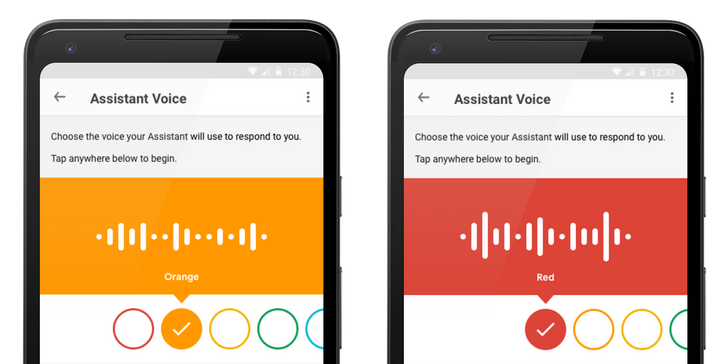 Google Assistant is getting new voices in nine more languages