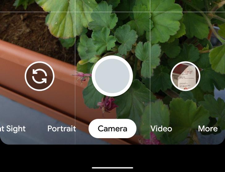 Pixel 4 camera app leaks ahead of launch