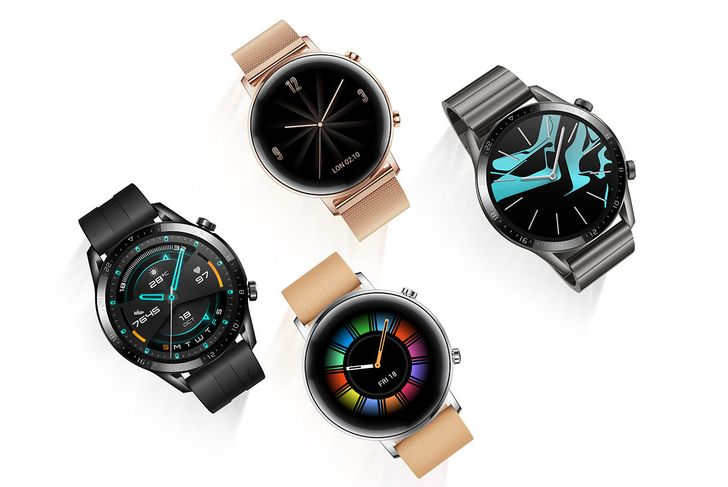 Huawei Watch GT 2 official with two-week battery life