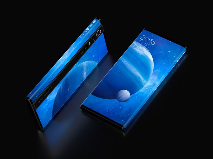 Xiaomi delays its futuristic Mi Mix Alpha with wrap-around screen (Updated)
