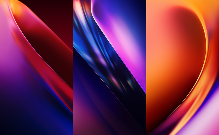 Here are the OnePlus 7T's new wallpapers