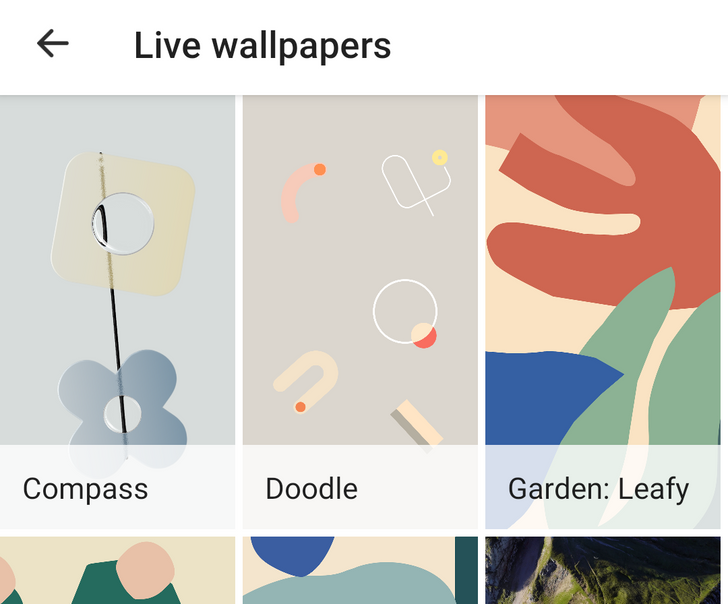 Pixel 4 live wallpapers ported to other phones [APK Download]